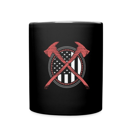 Firefighter Cup - Full Color Mug