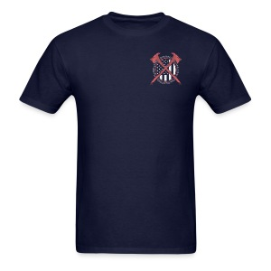 Firefighter-Gildan - Men's T-Shirt