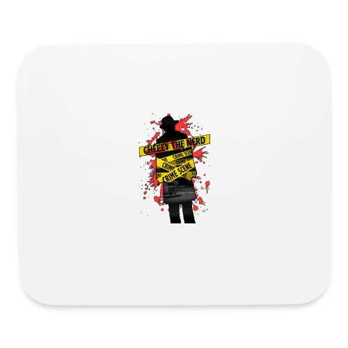 Official CheezyTheNerd Mouse Pad - Mouse pad Horizontal