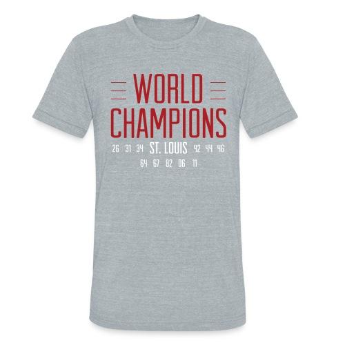 ELEVEN - Unisex Tri-Blend T-Shirt