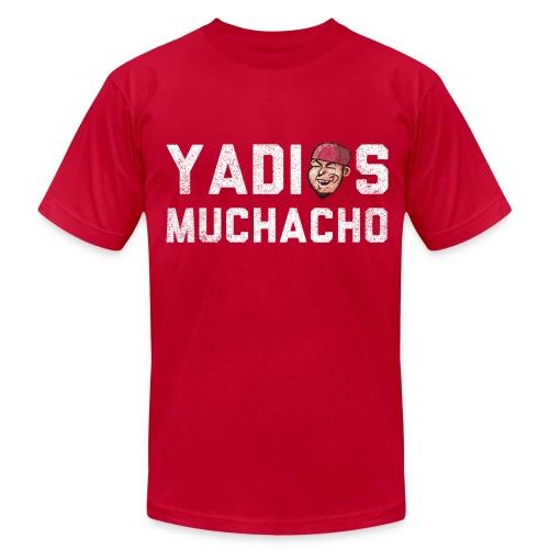 YADIOS MUCHACHO - Men's Fine Jersey T-Shirt