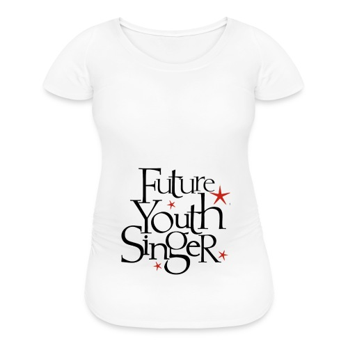 Maternity Future Youth Singer T-shirt - Women's Maternity T-Shirt