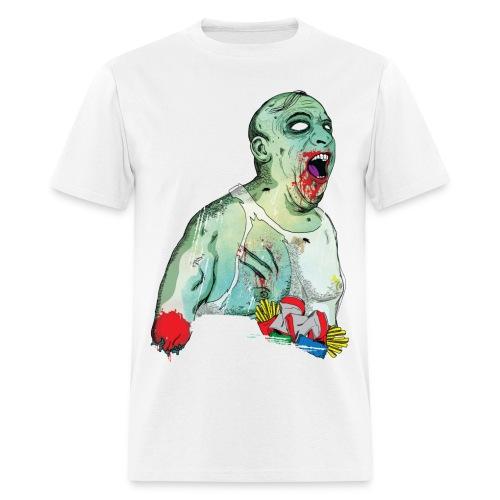 Zombie Glutton - Men's T-Shirt