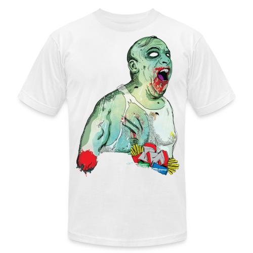 Zombie Glutton - Men's Fine Jersey T-Shirt