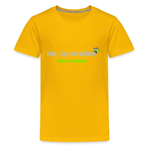 Small Person/Kid's Size Premium T-Shirt - logo on front - Kids' Premium T-Shirt