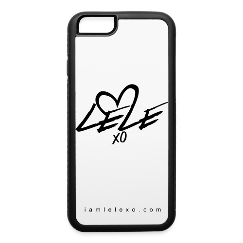 With Love LeLe XO - iPhone 6/6s Rubber Case