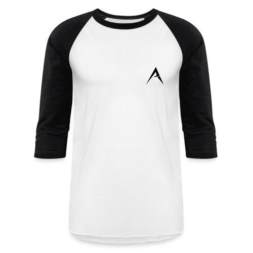 Anex 'A' Logo Baseball Tee (Multiple Colors) - Baseball T-Shirt