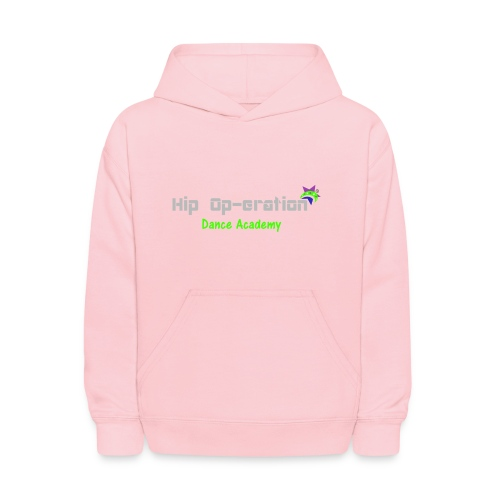 Small Adult/Kids sized Hoodie - logo on front - Kids' Hoodie