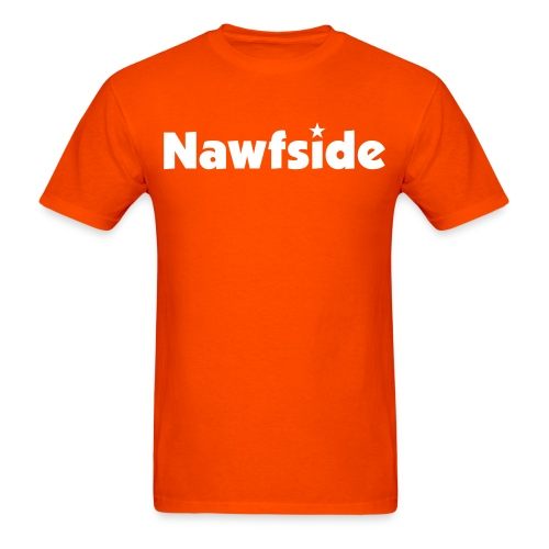 Nawfside Orange - Men's T-Shirt