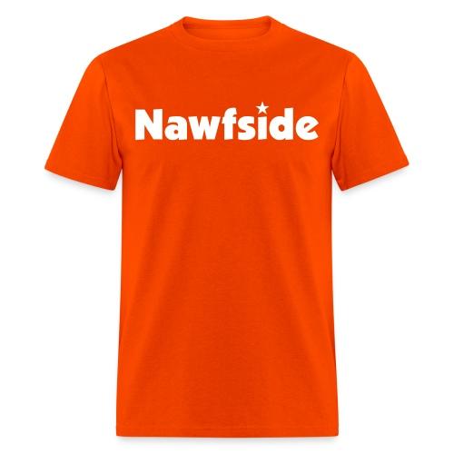Nawfside Orange - Men's T-Shirt