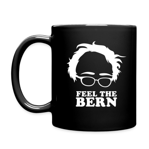 Feel The Bern Mug - Full Color Mug