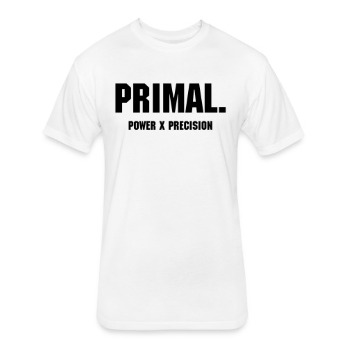 Primal Performance - Fitted Cotton/Poly T-Shirt by Next Level
