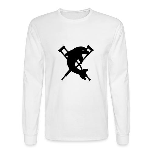 DOLPHIN EXPRESS-LONG SLEEVE - Men's Long Sleeve T-Shirt