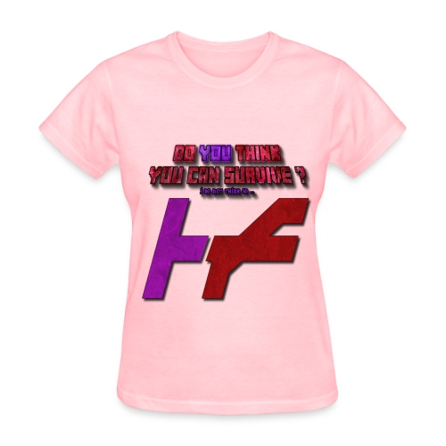 Purple Red H-F - Women's T-Shirt