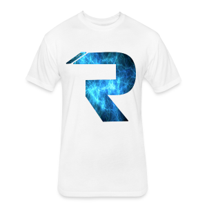 Reserve Electric Tee! - Fitted Cotton/Poly T-Shirt by Next Level