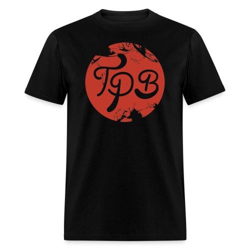 Red Circle Logo Mens T-Shirt - Men's T-Shirt