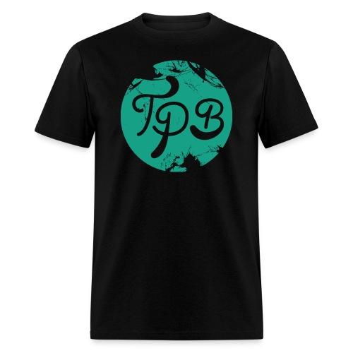 Green Circle Logo Mens T-Shirt - Men's T-Shirt