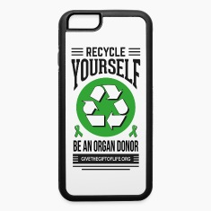 recycle yourself organ donation  Accessories