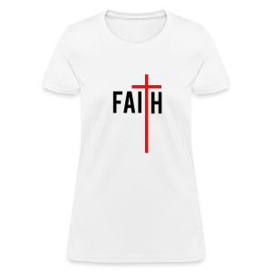 Faith Tee - Women's T-Shirt