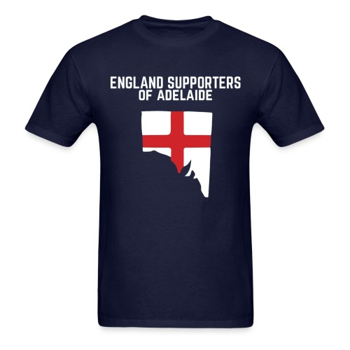 England Supporters of Adelaide Men's T-Shirt - Men's T-Shirt