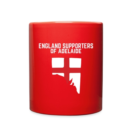 England Supporters of Adelaide Full Color Mug - Full Color Mug