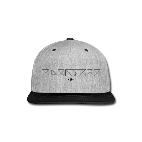 'Electric' Snap Cap - Snap-back Baseball Cap
