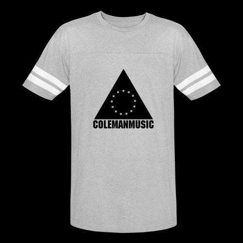 ColemanMusic THE COME-UP Official T-Shirt Red/Black/White - Vintage Sport T-Shirt