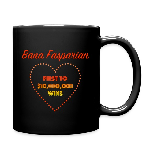 First to $10,000,000 Wins - Full Color Mug