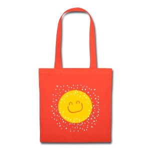smile sun Tote Bag - Tote Bag