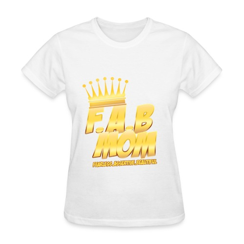 FAB MOM Basic - Women's T-Shirt
