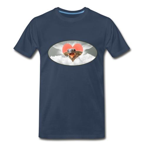 Mojo's Special Little Turtle - Men's Premium T-Shirt
