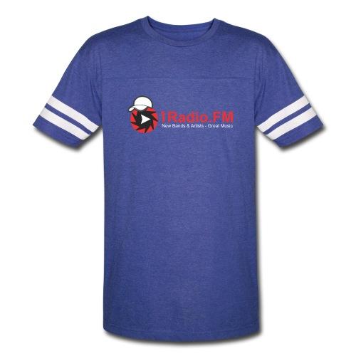 1Radio.FM Classic T - Vintage Sport T-Shirt