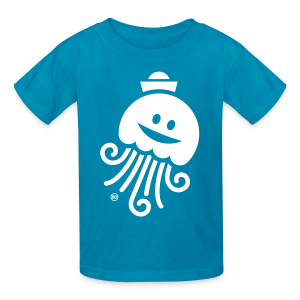 BD Jellyfish Kids Tshirt US - Kids' T-Shirt
