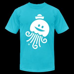 BD Jellyfish Tshirt US - Men's Fine Jersey T-Shirt