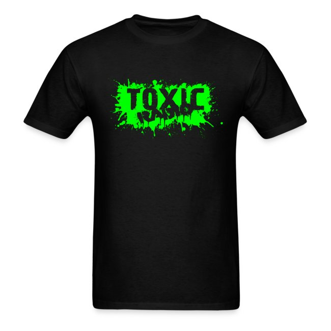 Toxic Splatter T-shirt
