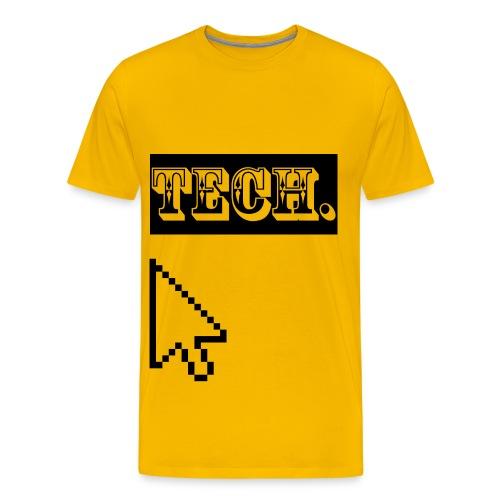 TECH T-Shirt - Men's Premium T-Shirt