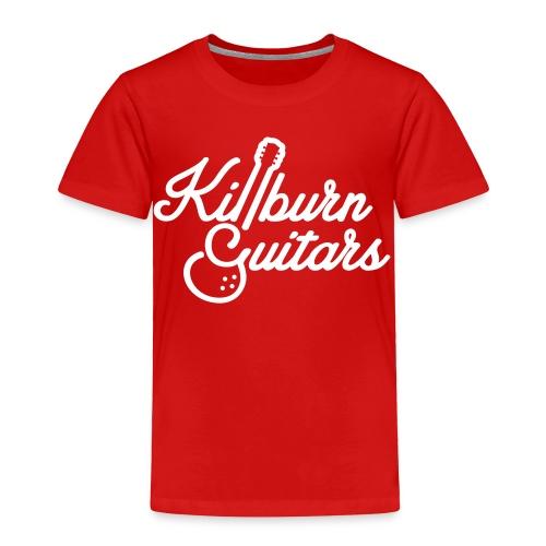 Killburn Guitars Logo Toddler Tee - Toddler Premium T-Shirt