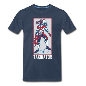Taxinator Economy - Men's Premium T-Shirt