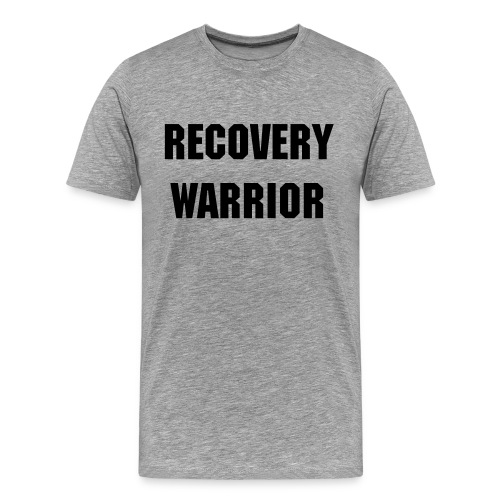 Recovery Warrior - Men's Premium T-Shirt