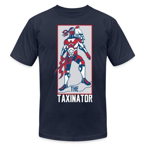 Taxinator Standard - Men's Fine Jersey T-Shirt