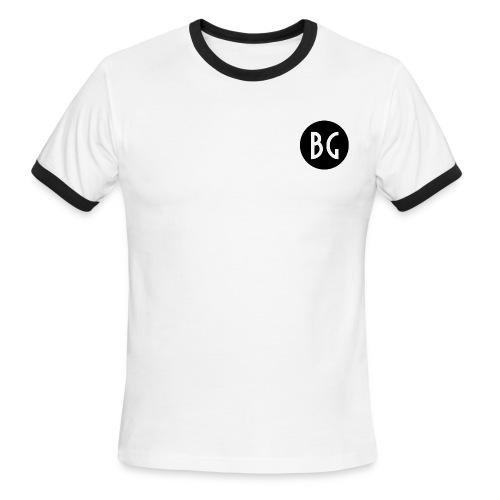 Buster Ringer T-Shirt  - Men's Ringer T-Shirt