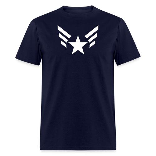 Men's Captain's Wings - Men's T-Shirt