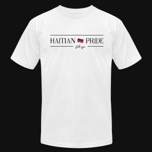 Haitian Pride Shop Mens T-Shirt - Men's Fine Jersey T-Shirt