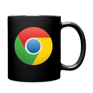 Google Chrome Coffee Mug - Full Color Mug