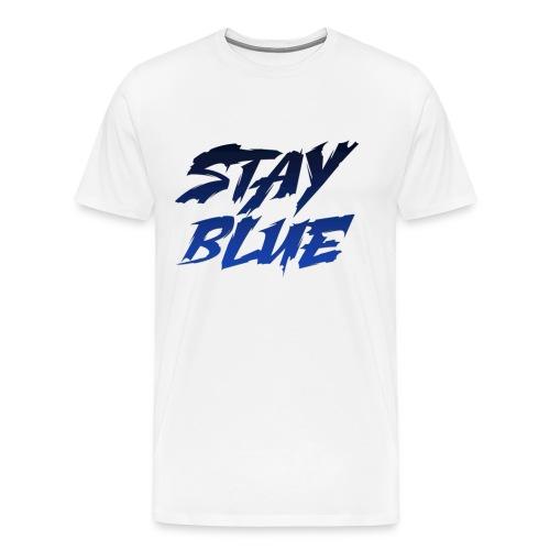 STAY BLUE T-Shirt - Men's Premium T-Shirt