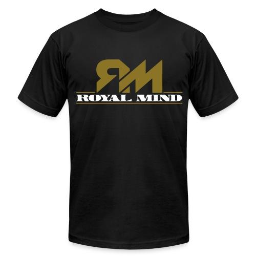 Royal Mind Majesty Tee - Men's Fine Jersey T-Shirt