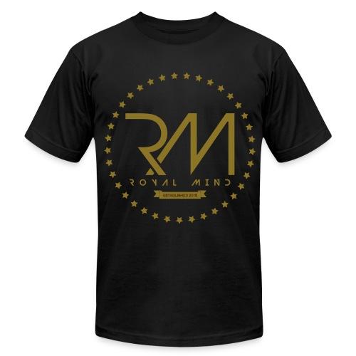 Royal Mind Golden Era Tee - Men's Fine Jersey T-Shirt