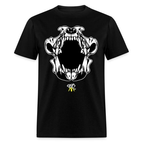 Wolf Skull - Men's T-Shirt