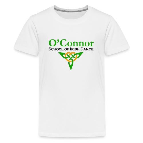 Youth T White - Kids' Premium T-Shirt