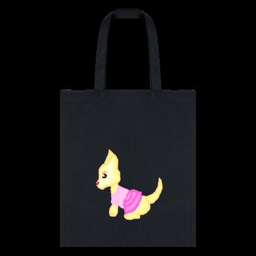 Chihuahua Tutu Tote Bag - Tote Bag